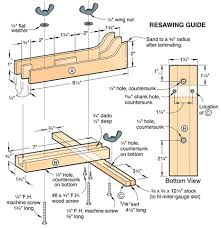 build woodworking blueprints project with diy pdf detached bench