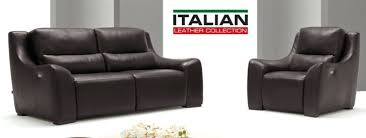 Chateau Dax Leather Sectional Sofa by Leather Sofa Divani Casa Leather Sofa Set Divani Casa 5060b