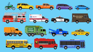 100 Fire Truck By Ivan Ulz Learning Street Vehicles For Children Learn Cars S