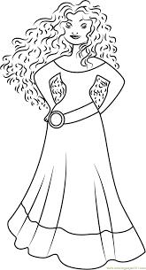 Medium Size Of Coloring Pagebrave Page Brave 76477 Princess Merida