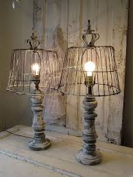 Rustic Lamp Shades For Table Lamps Best 25 Ideas On Pinterest Diy Projects 3