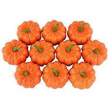Carvable Foam Pumpkins Ideas by Amazon Com Dollar Daze Carvable Foam Pumpkin 5 75 In X 4 5 In