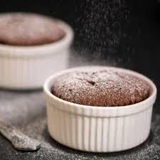 blitz schokoladenkuchen mit weichem kern aus der mikrowelle 4 6 5