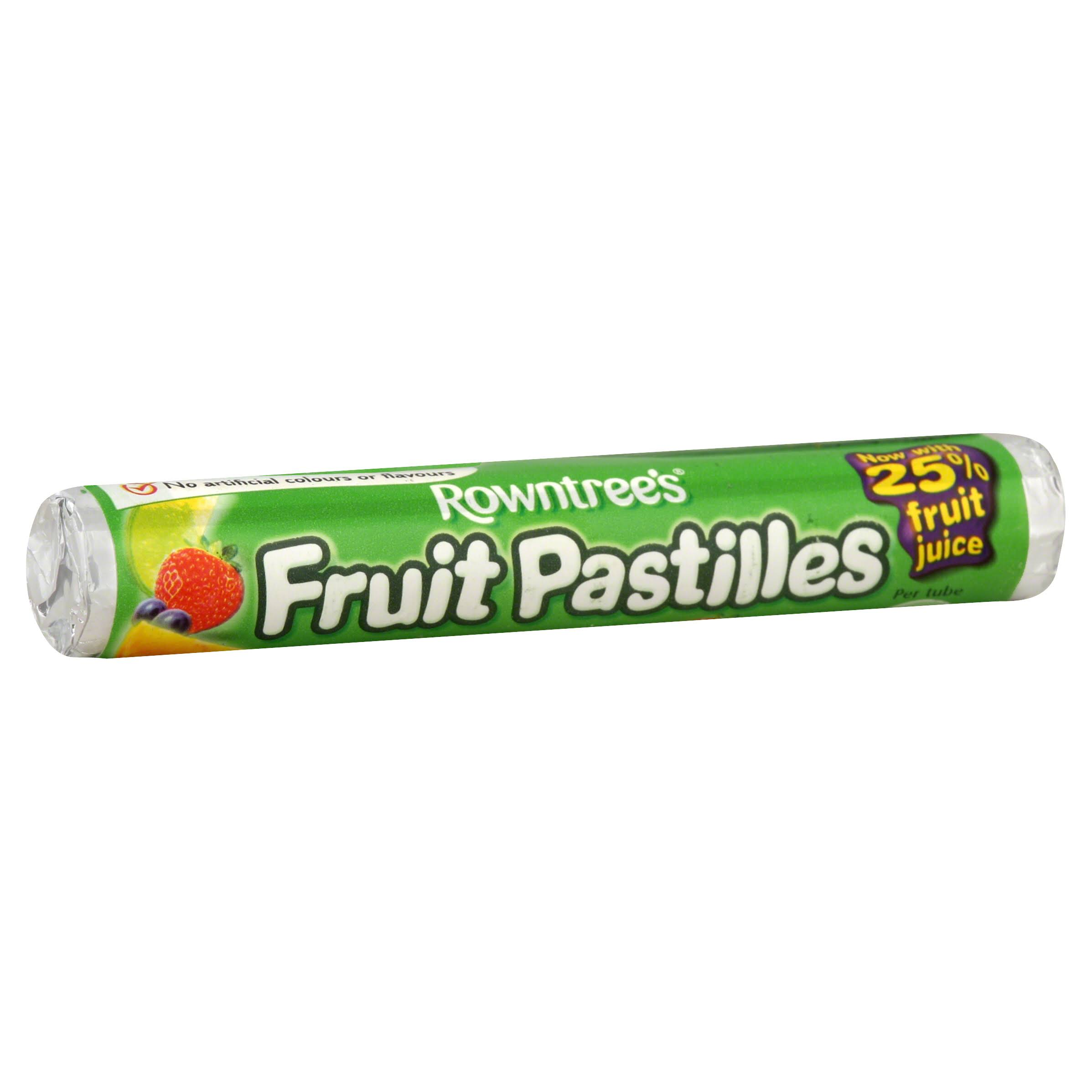 Rowntree's Fruit Pastilles Roll - 1.8oz