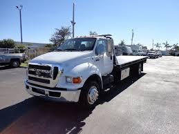 100 Flatbed Tow Trucks For Sale 2013 Used D F650 21RRSB21FT X 96 WIDE JERRDAN ROLLBACK TOW