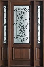 The Elegant Wood Entry Doors Luxury Life Farm