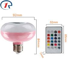 aliexpress buy zjright e27 rgbw smart led light bulb