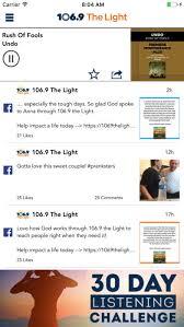 106 9 The Light WMIT FM on the App Store