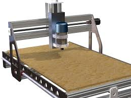 cnc router frame parts full machine
