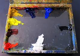Photo Of 6 Color Plein Air Palette