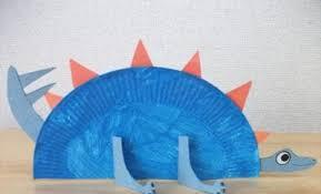21 Dinosaur Crafts Ideas