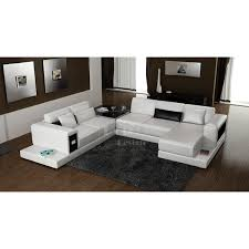 canapé de luxe design canapé d angle design panoramique en cuir arezzo pop design fr