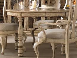 Hooker Furniture Wakefield Taupe With Cherry 48 Wide Round Dining Table