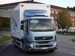 Volvo FL 240 Delivery Truck '2006–13