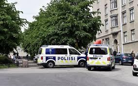 Poliisioperaatio Etu Toolossa Helsingissa