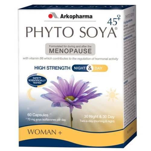 Phyto Soya High Strength Night and Day Capsules