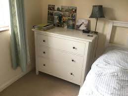 Hemnes 3 Drawer Dresser As Changing Table by Ikea Hemnes 3 Drawer Chest In Chichester Expired Friday Ad