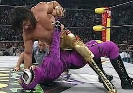 Halloween Havoc 1997 Hogan Fan by Eddie Guerrero Vs Rey Mysterio Jr Halloween Havoc 1997