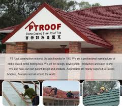 span monier villa roof price z120 coated metal roofing