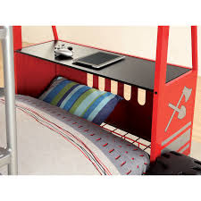Furniture Of America Rescue Team Fire Truck Metal Twin/ Twin Bunk ... Childrens Beds With Storage Fire Truck Loft Plans Engine Free Little How To Build A Bunk Bed Tasimlarr Pinterest Httptheowrbuildernetworkco Awesome Inspiration Ideas Headboard Firetruck Diy Find Fun Art Projects To Do At Home And Fniture Designs The Best Step Toddler Kid Us At Image For Bedroom Lovely Kids Pict Styles And Tent Interior Design Color Schemes Fire Engine Bunk Bed Slide Garden Bedbirthday Present Youtube