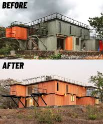 104 How To Build A Home From Shipping Containers Mumbai Family Reused Low Cost Sustainable India Living In Container