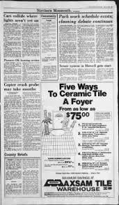 Maxsam Tile East Brunswick Nj by Asbury Park Press From Asbury Park New Jersey On June 21 1984