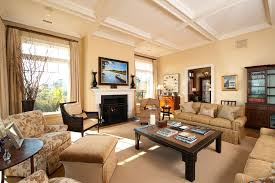 Classic And Modern Living Room Interior Design Ideas How To Make A Look Larger9
