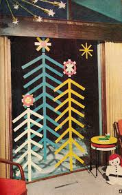 Walgreens Christmas Tree Skirt by 26 Best Diy Retro Holiday Crafts Images On Pinterest