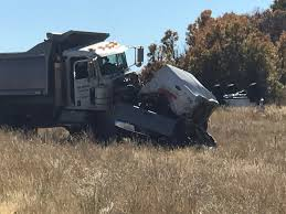 100 Dump Truck Drivers Utah Officials Say 6 Dead In Headon Highway Collision Involving