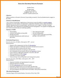 Classy Sample Resume Objective Secretary Position For Your Medical