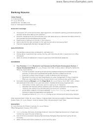 Resumes For Banking Jobs Related Post Sample Resume Bank With No Experience Pdf