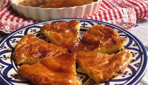 morocan cuisine moroccan kalinti recipe chickpea flour and egg tart