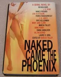 Naked Came The Phoenix Large Print Talley Marcia Editor
