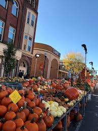 Pumpkin Festival Circleville Ohio 2 by The Annual Circleville Pumpkin Show In Circleville Ohio