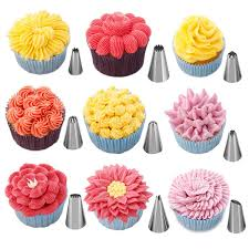 Amazon 27PCS Cake Decoration Tips Set