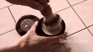 comment faire une bonne mousse à raser