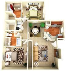 apartment condo floor plans 1 bedroom 2 bedroom 3 bedroom and