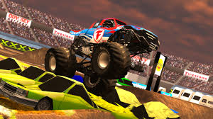 100 Monster Trucks Games Online ODD