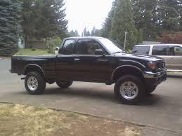 100 1996 Toyota Truck TOYOTA TACOMA EXTENDED CAB 4X4 SHARP TRUCK PORTLAND