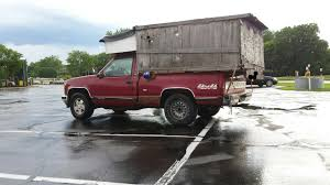100 Menards Truck Found In A Parking Lot Shitty_Car_Mods