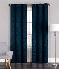 Bed Bath And Beyond Blackout Curtain Liner by Navy Curtain Panels Roselawnlutheran