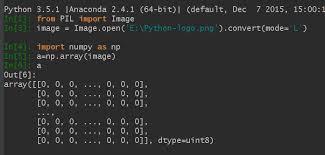 Mathceil Python 3 by Python Convert Pil Image To Numpy Array Sometimes Don U0027t Work