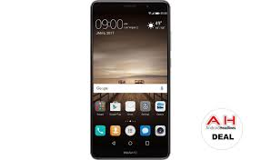 Deal Huawei Mate 9 Unlocked Android Smartphone for $399 12 11