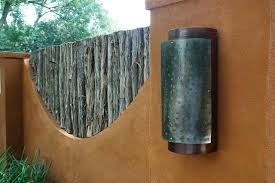 outdoor wall sconce lighting for residence earthgrow