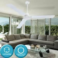 details zu decken ventilator 64w mit wand schalter 142cm schlafzimmer wind lüfter leise neu