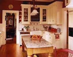 Best Red Country Kitchen Designs 15 Red Kitchen Ideas