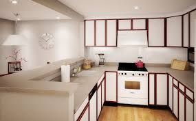 Apartment Cute Kitchen Design