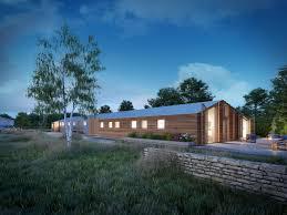 100 Modern Barn Conversion Chippenham Architect Proposed 1 Elkins