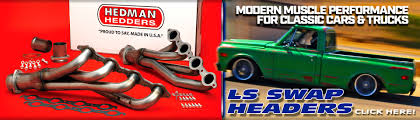 Engine Performance & Vehicle Customizing Products From Hedman ... Amazoncom For 881995 Sbc Chevy Black Coated Truck Headers Gmc Hedman Street 69310 Free Shipping On Orders Over 99 At Hooker Ls Engine Swap 2333hkr Jba 1627s For 86 96 Ford Truck 50l1 Autoplicity 042010 F150 54l 2010 Svt Raptor Shorty 1676 Performance Vehicle Customizing Products From Tti34025jpg Patriot Tight Headers Path8029 Raw Finish Suit Chev Bb 396454 Doug Thorley Triy Headers The Best Heavy Trucks Long Tube Y Pipe Install Tahoe 53 Vortec Gm Chevy Suv 88 97 50l 57l Small Block