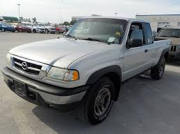 100 2002 Mazda Truck Live Lot W 0125 MAZDA B4000 CAB PLUS North Toronto Auction